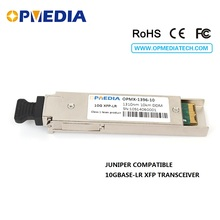 10GBASE-LR,10G 1310nm 10KM XFP transceiver,duplex LC connector,DDM function optical module, compatible with Juniper equipment compatible with extrem 10gbase lr sfp transceiver 10g 1310nm 10km optical module with dual lc connector and ddm