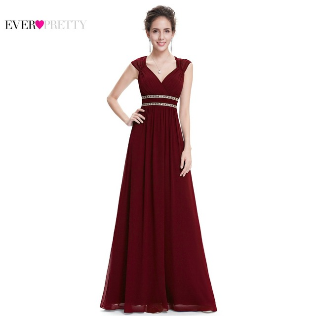 Фото вечерние платья длинные ep08697 ever pretty женские элегантные