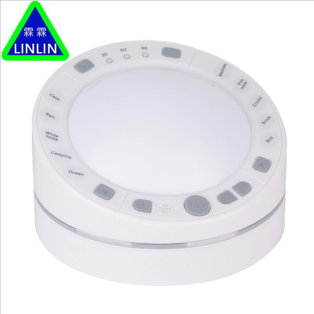 LINLIN Noise Sleep Apparatus New Insomnia Improves Sleep Quality