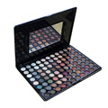 New 88 Colors Eyeshadow Makeup Palette Naked Pearly Shimmer Lustre Matte Cosmetics Eye Shadow Palette Maquiagem Kit with Mirror