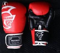 12OZ 14OZ WHOLESALE PRETORIAN MUAY THAI TWINS BOXING RED PUNCHING GLOVES TKD MMA MEN FIGHTING BOXING