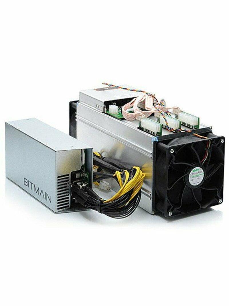 Utilizzato Antminer S9 13 T Con APW3 1600 W Economico Asic Bitcoin BTC Minatore Di Antminer S9 13.5 T 14 T T9 + WhatsMiner M3 M3X