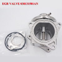 EGR Valve For VW Bora/Golf Plus 4 MK4 5 MK5/Jetta 3 MK3/Lupo/Passat/Polo/Touran 038131501AF 038131501AN 038129637D