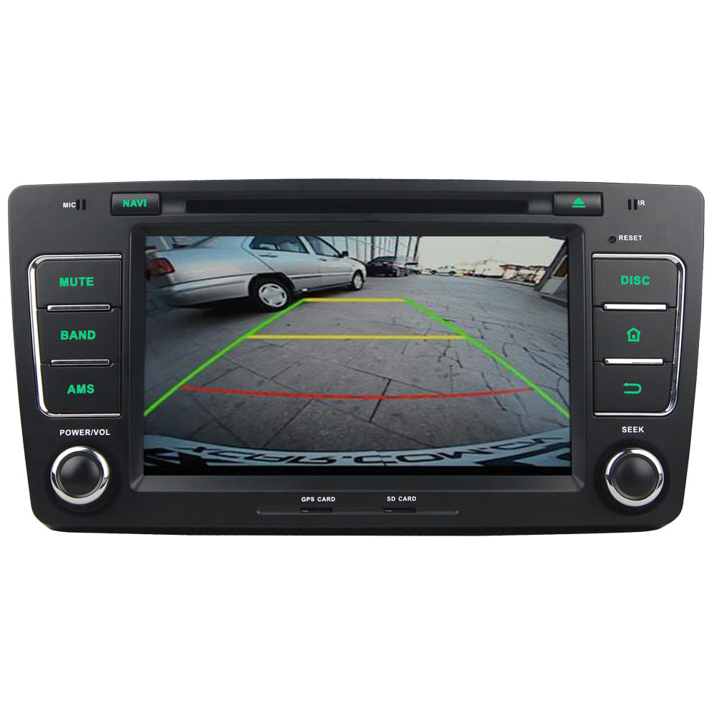 GPS Navi 2GB RAM 16GB ROM Android 7.1.2 Quad Core 4G LTE car multimedia player for Volkswagen Octavia 2009 2010 2011 2012 2013