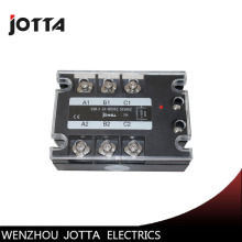 цена 100A AC control AC SSR three phase Solid state relay