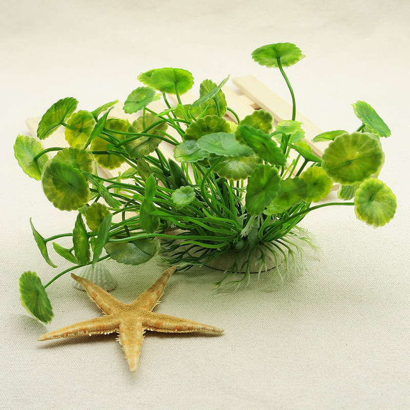 Buy high quality artificial aquarium for Green water in fish tank