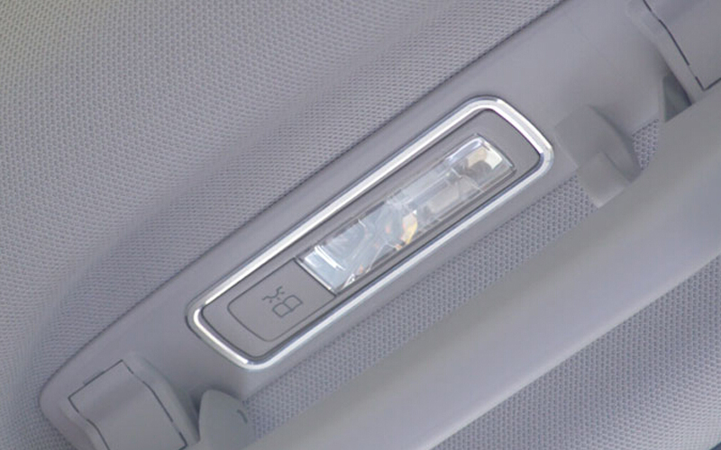 Car Rear Reading Light Cover For Mercedes Benz ML W166 / GL X166 2012 2013 2014 2015