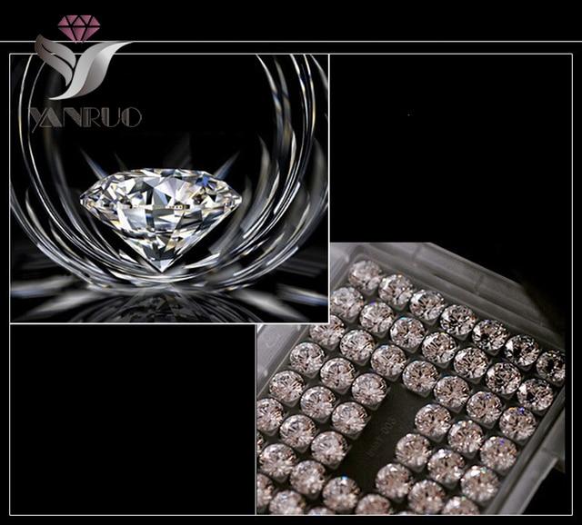 YanRuo  1357 1000pcs 1.3mm AAA+ Shining Real Zircon Rhinestones Micro Nail  Art Rhinestone Zircons Nail Decoration f0e57d3ffce0