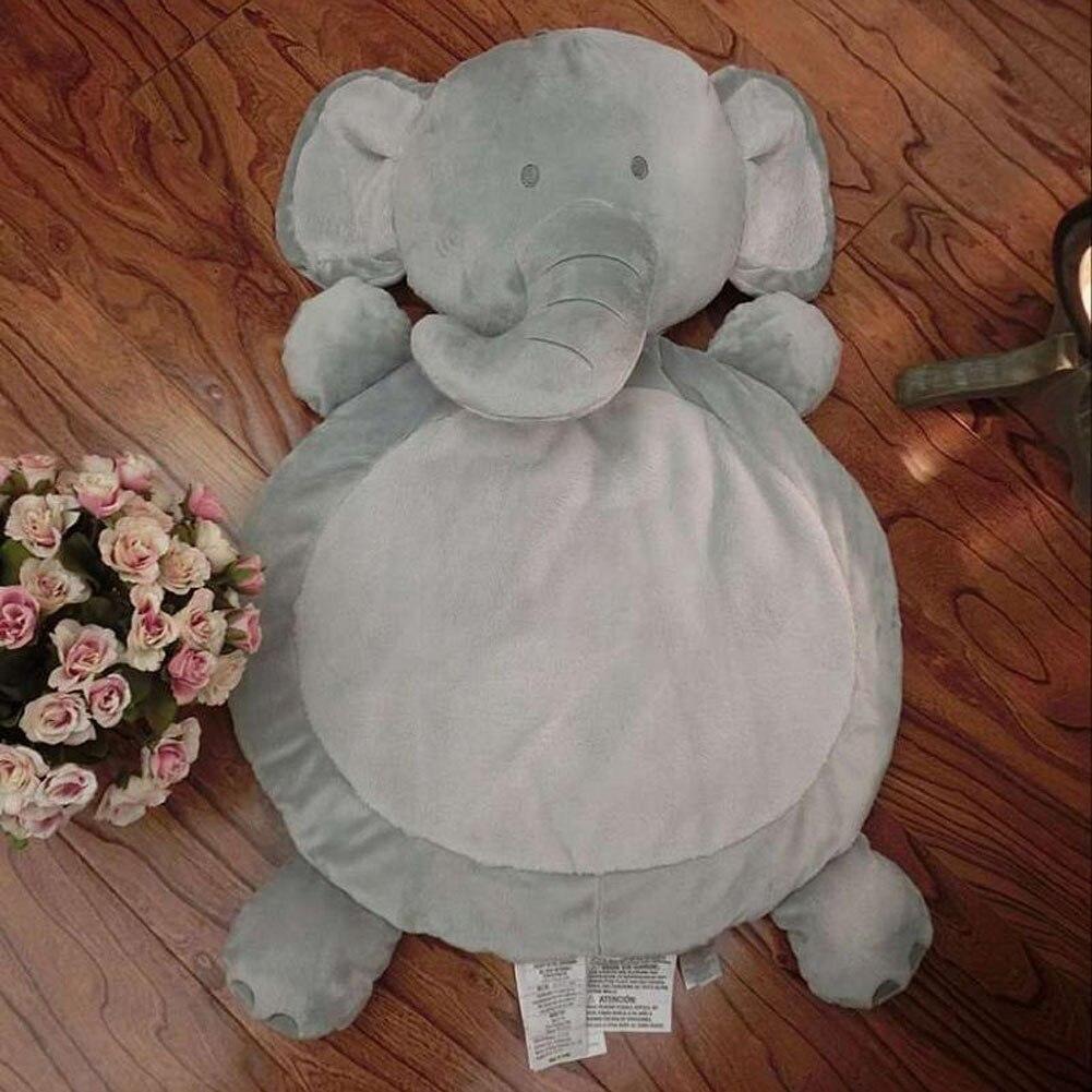 Big Elephant Pillow Mat Cute Fox Sleeping Mat Baby Kids