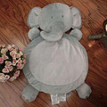 Big Elephant Pillow Mat Cute Fox Sleeping Mat Baby Kids Soft Plush Mattress Cushion Pad Sleep Pillow Mat