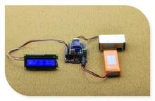 DFRoBot High Precision PM2.5 digital universal particle density Sensor Module with Sensor adapter V1.0 – Laser Sensing