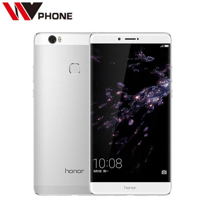 """bilder für Ursprünglicher Huawei Honor Note 8 4G LTE Handy Kirin 955 Octa-core 6,6 """"2 Karat 2560X1440 4G RAM 64G ROM 13.0MP + 8.0MP"""