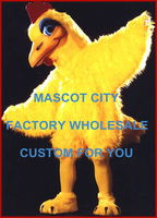 Professional Clara Cluck Mascot Costume Chicken Rooster Mascotte Fancy Dress for Holiday Party Celebration Cosply SW622