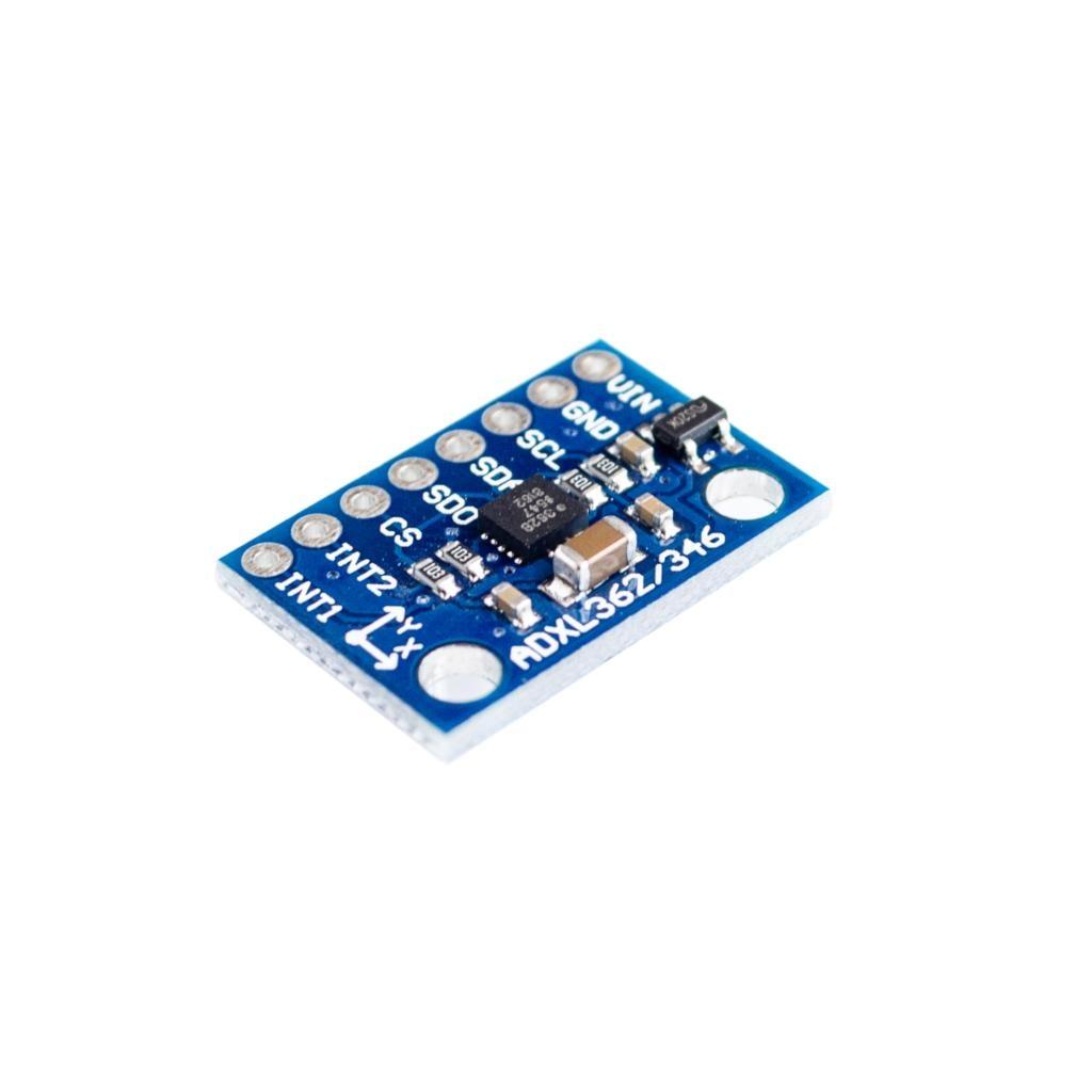 Módulo Sensor GY-346 ADXL346 ADXL345 alternativos módulo I2C interfaz SPI IIC