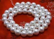 Распродажа маленькие круглые жемчужные бусины 8 мм в виде белой