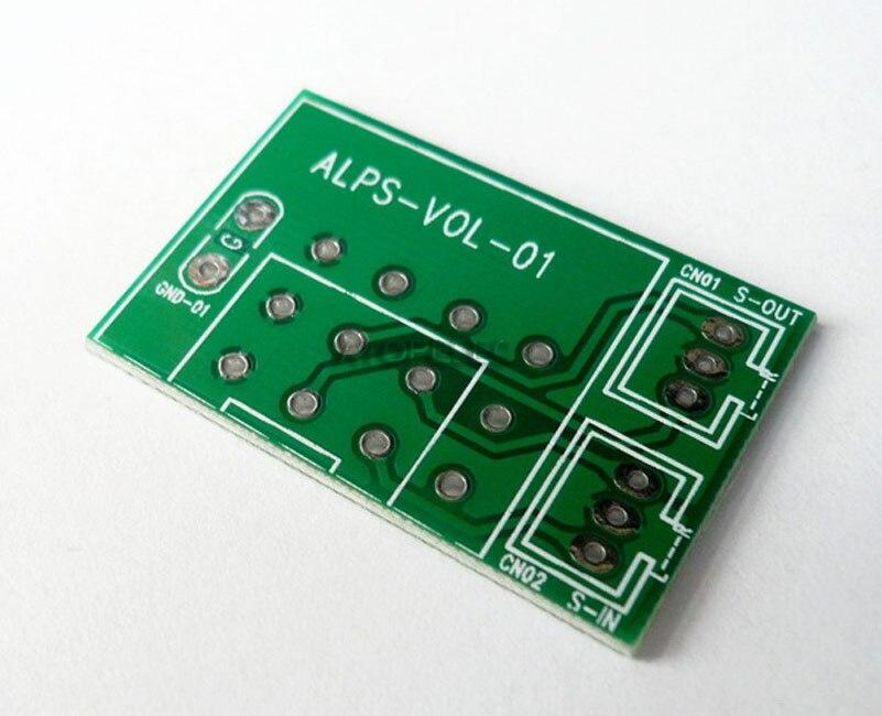 Le realizzazioni di AndreaFx 1-pz-font-b-PCB-b-font-per-ALPS-RK27-RK16-Potenziometro-pin-pin-Stereo-In
