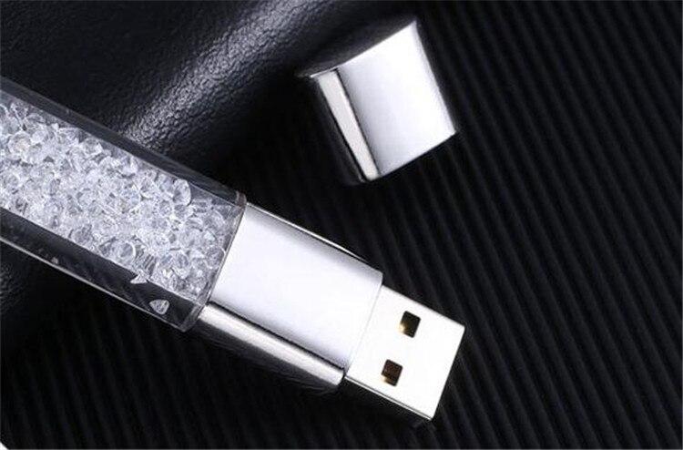 Թեժ վաճառքի գրիչ ադամանդի USB ֆլեշ կրիչ - Արտաքին պահեստավորման սարքեր - Լուսանկար 5