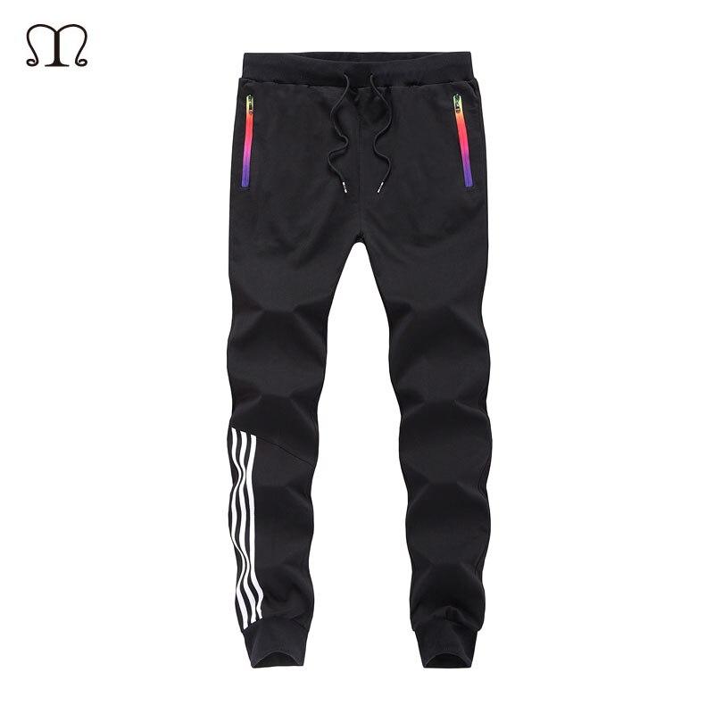 Frühling Casual Männer Schweiß Hosen Männlichen Baumwolle Sportswear Casual Hosen Gerade Hosen Hip Hop High Street Hosen Hosen jogger