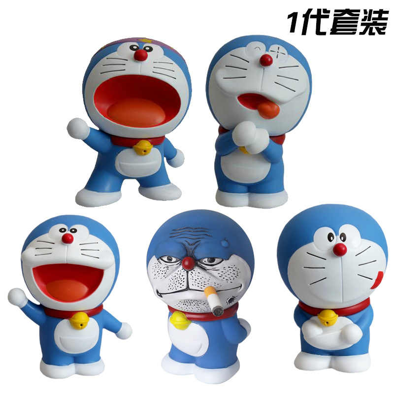 doraemon jingle cat action
