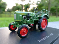 UH 1 43 Fendt F24 Tractor Agricultural Vehicle Model Favorites Model