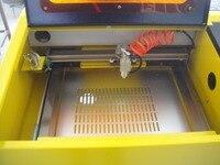 Лидер продаж стеклянные cube co2 мини лазерный резак гравер 2030