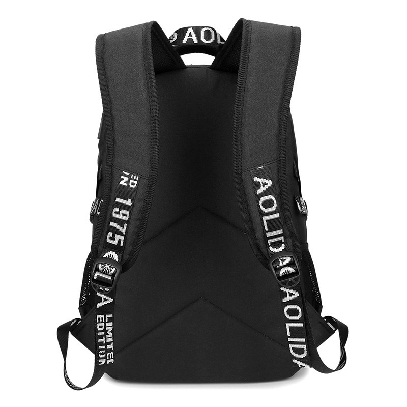 menino mochila masculina escola mochila Altura : 45cm (17.55inch)
