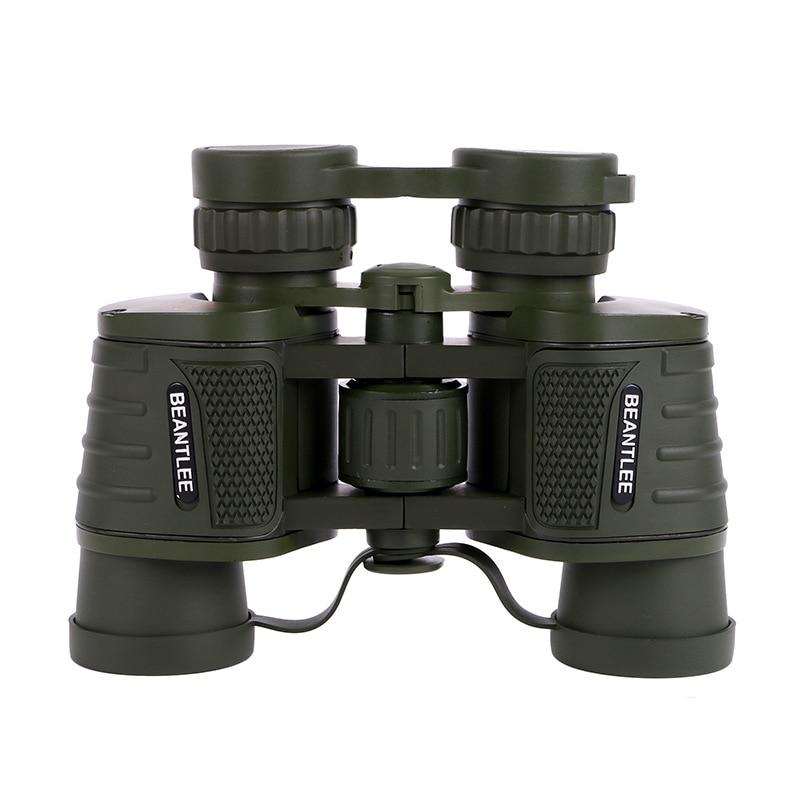 10x50 Night Vision Binoculars BAk4 optical lenses metal waterproof Outdoor Tourism Spotting Scope souvenir Fun For Children