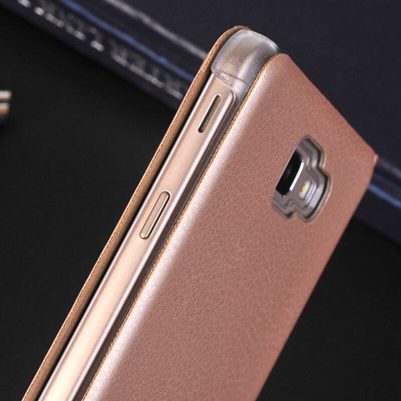 Samsung J5 Prime On5 2016 G570F Üçün Qırmızı Qapaq qabığı - Cib telefonu aksesuarları və hissələri - Fotoqrafiya 3