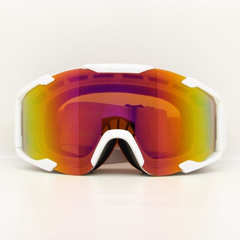 Горнолыжный сноуборд очки Лыжный Спорт очки мотоциклетный шлем солнцезащитные очки шоры зимних видов спорта, очки