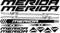 1 Set Stationery Stickers Sticker Set For MTB DH Cycling Road Racing Stickers For Mountain Bike