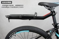 Quick release quick install luggage bike package hold bicycle rear holder shelf Bicycle Rear cargo Rack Shelf