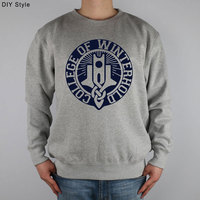 DLG COLLEGE OF WINTERHOLD SKYRIM Sweatshirts Thick Combed Cotton