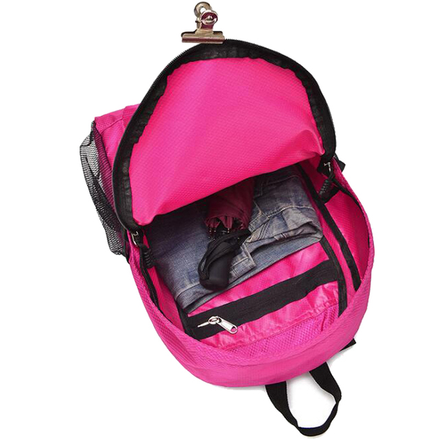 Waterproof Lightweight Foldable Backpack