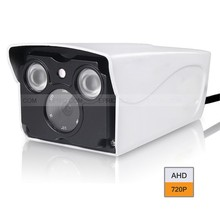 AHD 1.0MP 720P HD CCTV Security Bullet Camera 4mm 3MP Lens IR-CUT