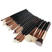 20pcs/set New Makeup Brushes Beauty Cosmetics Foundation Blending Blush Make up Brush tool Kit Set