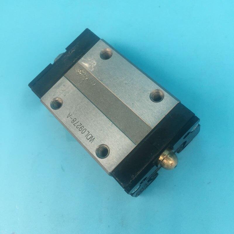Original THK Linear Bearing Rail Block For Roland SP-300 SP-300V SP-300I SP-540 SP-540I SP-540V VS640 Printer SSR15XW Slider