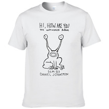 Nirvana T Shirt Kurt Cobain Daniel Johnston Rock Roll band