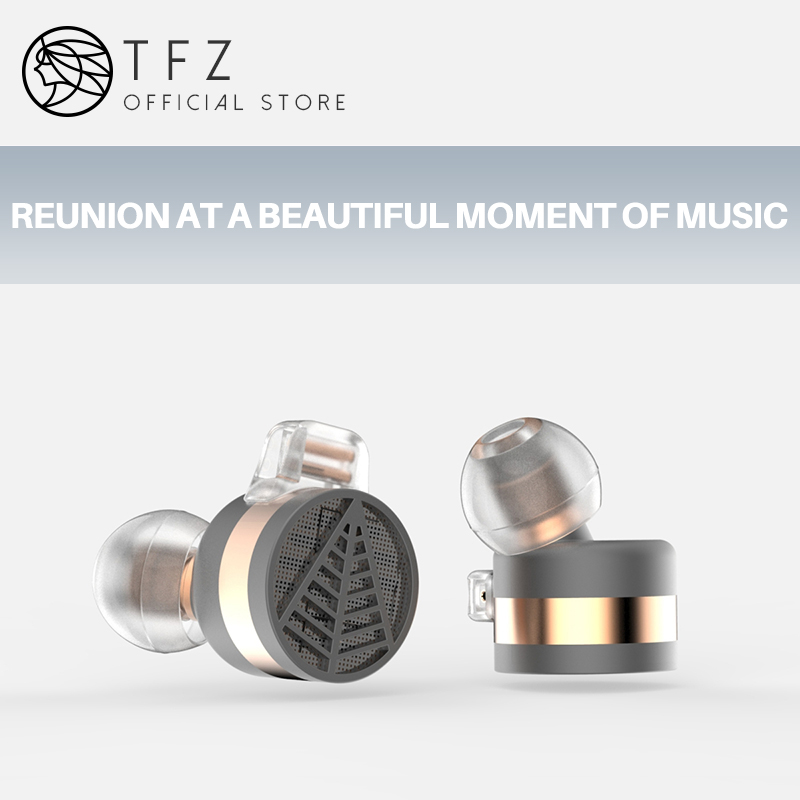 TFZ TEQUILA professional font b monitor b font Earphones 22 Impedance 3 5mm socket TFZ Audiophile