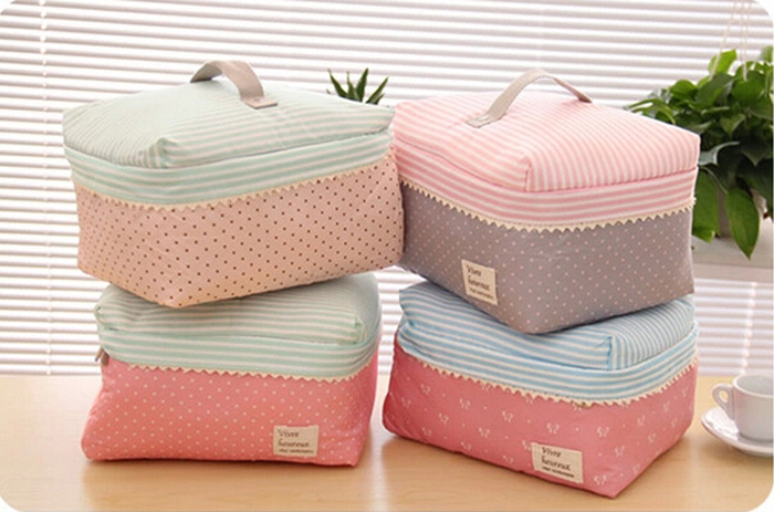2899881ebaab Big capacity Cute make up bag portable outdoor toiletry bag ...