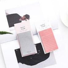 Karteczki samoprzylepne z listą zadań do wykonania