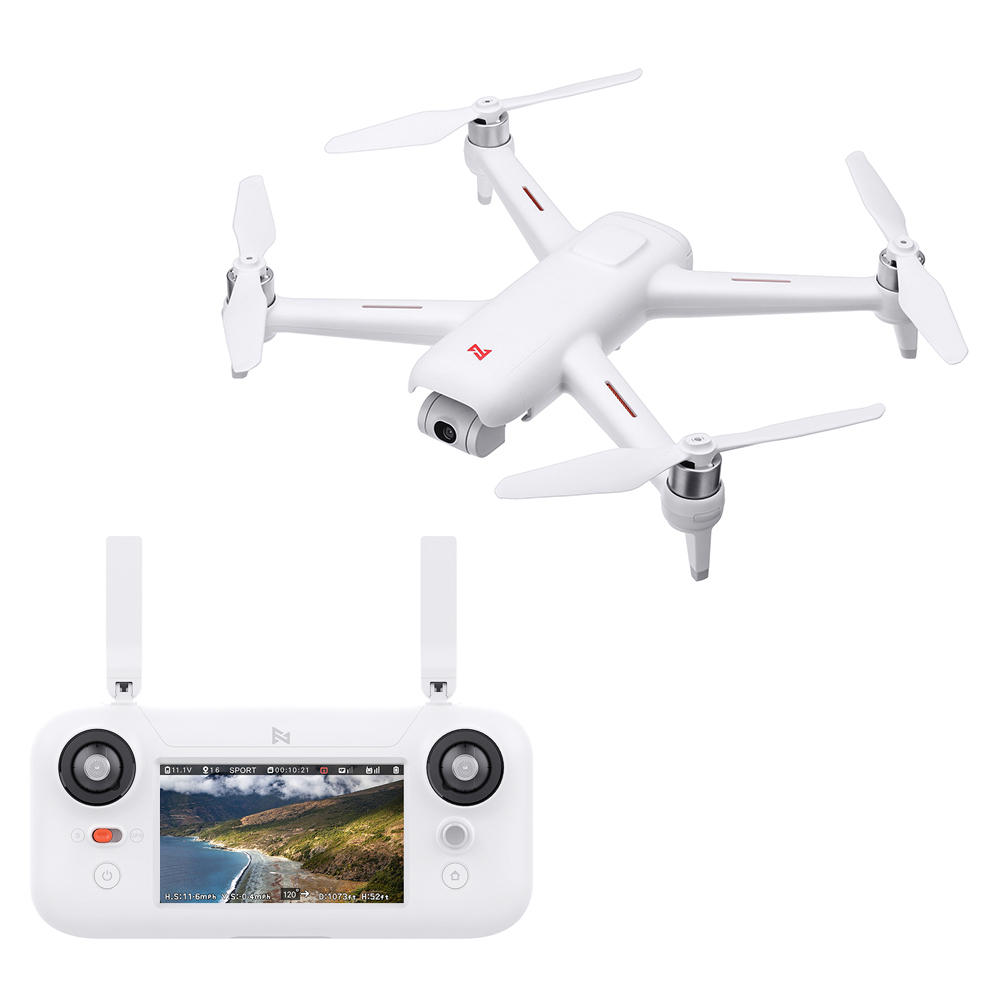 FIMI A3 kamera Drone 5,8G GPS A3 Drone 1KM FPV 25 Minuten 2 achsen Gimbal 1080P Kamera RC Quadcopter flugzeug drone zubehör kit