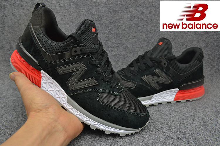 Hot NEW BALANCE MS2018 NB574V2 Women Shoes Lightweight Outdoor Athletic  Mesh ventilation Shoes size 36 39-in Badminton Shoes from Sports    Entertainment on ... 016f2fac0696