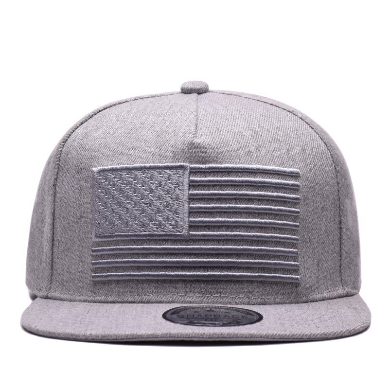 1a25bce8346 2018 New Stars and Stripes Embroidery Cool Flat Bill Baseball Cap Mens  Gorras Snapbacks 3D Flag Hat Ourdoor Hip Hop Snapback Cap-in Baseball Caps  from ...