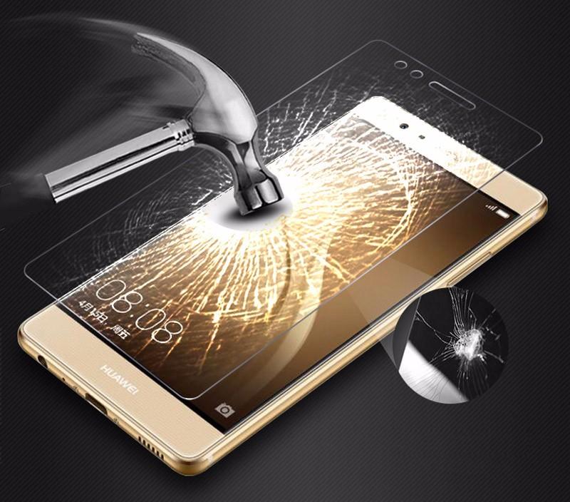 GXE Premium Tempered Glass Film For Huawei Mate 9 P9 Lite P8 P8lite Honor 8 7 6 Plus Honor 5X 5C 5A LCD Screen Protector Guard 6