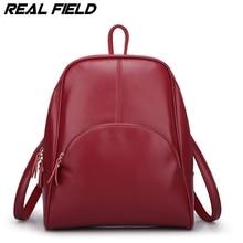Real Field Burnished Split Leather Fashion Women Backpack Popular Ladies Leisure Girl Rucksack ladies Casure backpacks 3