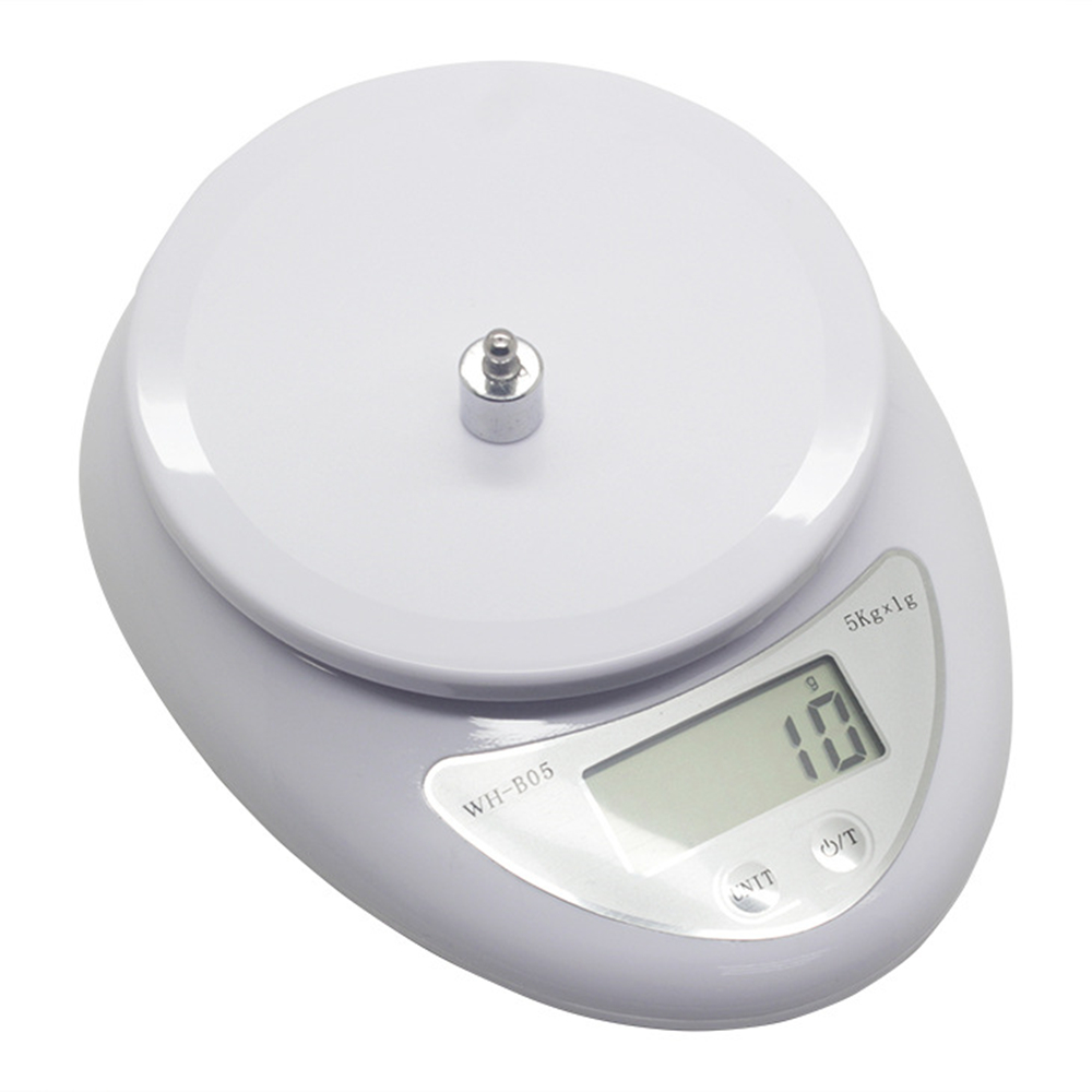 Portable Digital Scale LED Electronic Scales 5kg/1kg  Postal Food Balance Measuring Weight Kitchen LED Electronic Scales