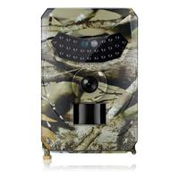 DSstyles Camouflage 12MP Hunting Camera Photo Trap Anti theft waterproof infrared Night Vision 1080P Video Trail Wildlife Camera