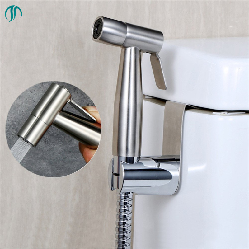 Modun Bidet Toilet Sprayer Set Handheld Bidet Sprayer Kit Bathroom Hand Shower Cleaning Toilet Water Gun Toilet Seat Bidet guess guess ubr31103s