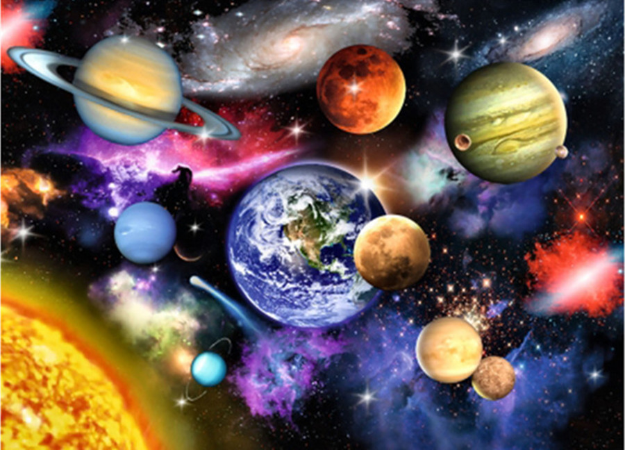 universe solar system images - 798×573