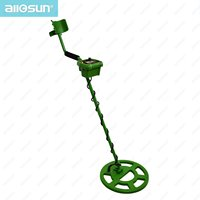 All Sun TS166A Newest Underground Metal Detector Treasure Hunter Practical Metal Detector With High Pecision